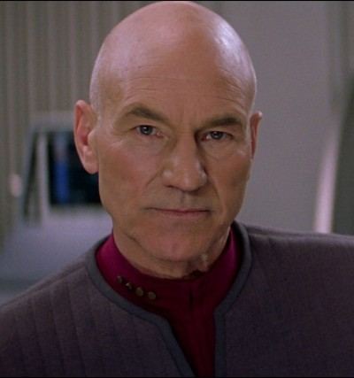 Captain Picard, Enterprise CEO