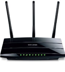 How to set up a TP-LINK router on Apple/Mac